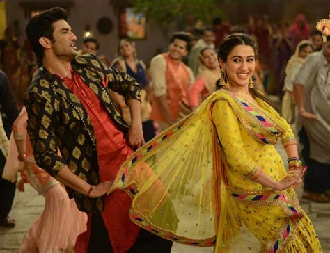 'sweetheart' From Kedarnath Is Perfect Shaddi Number For