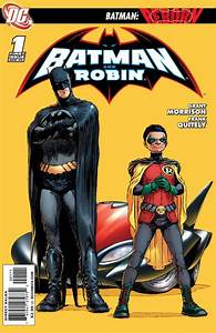 Comic Book Cover Of The Week! #1-Dick Grayson X Damian ...