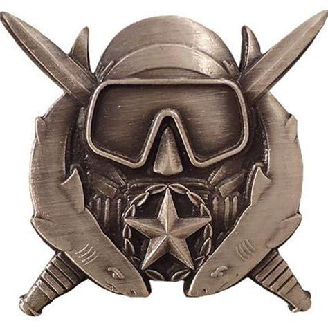 army diver badges usamm