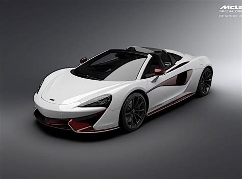Mclaren Shows Ultra Limited 570s Spider Canada Commission