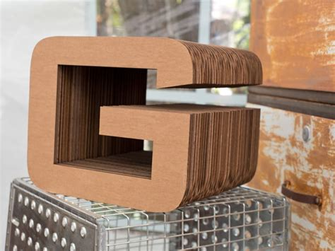 thick cardboard letters temporary craft letters