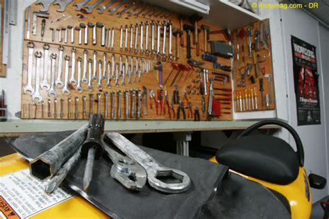 s organiser un atelier moto 224 la maison moto magazine leader de l actualit 233 de la moto et du