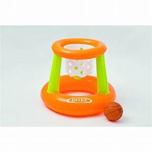 Jeu De Piscine : jeu de basket flottant piscine panier de basket ~ Melissatoandfro.com Idées de Décoration