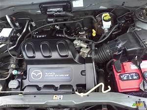 2002 Mazda Tribute Es V6 4wd 3 0 Liter Dohc 24