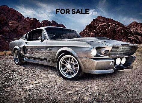 ford mustang eleanor  hp  sale prestige