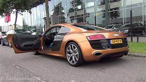 Manual Audi R8 V10 W   Quicksilver Supersport Exhaust