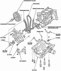 2003 Honda Accord Motor Oil
