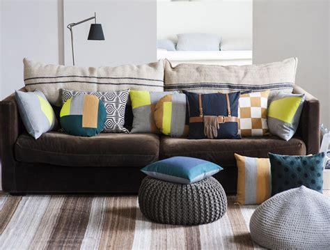 faire des coussins de canapé coussin decoratif