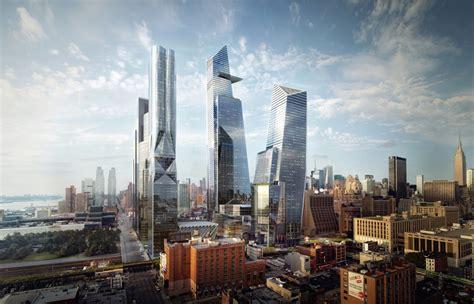 design development nyc new york 30 hudson yards manhattan tower 387m