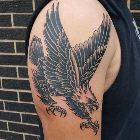 popular eagle tattoos pictures  men parryzcom