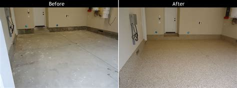 garage floor paint before and after orange county garage floor coatings cabinets storage oc