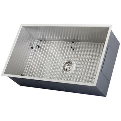 kitchen sink accessories ticor s6503 undermount 16 stainless steel kitchen 2555