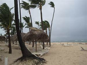 A Tropical Depression Brings Stormy Weather But Is Great