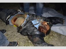 GRAPHIC CONTENT Unsolved Executions Continue at Mexico's