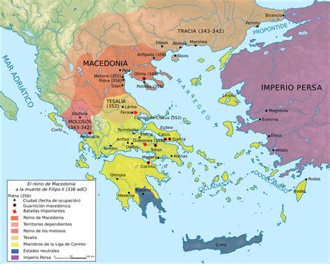 File:Map Macedonia 336 BC-es.svg - Wikimedia Commons