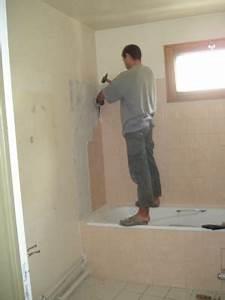 refaire ma salle de bain With refaire peinture salle de bain