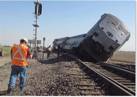 At least 20 injured in California train crash -- Society's ...