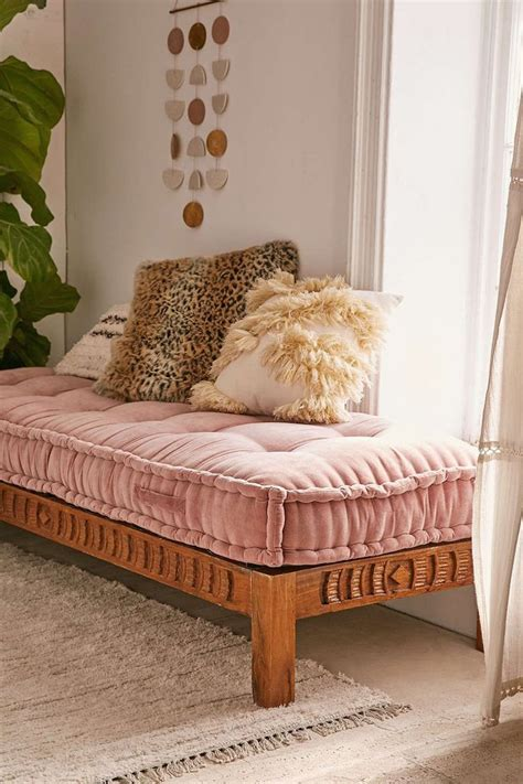 tufted ottoman 12 marvelous ways to use velvet in your home