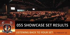 REVIEWING YOUR COMEDY SHOWCASE SET