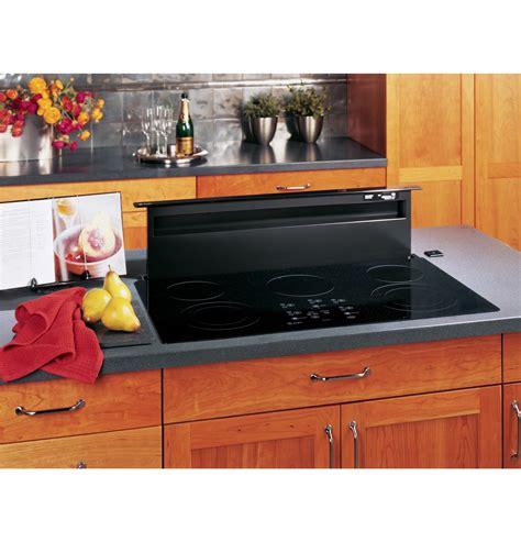 ge profile  telescopic downdraft system jvbhbb ge appliances