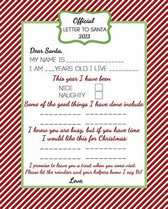 free printable naughty or nice a delicate gift With naughty or nice letter from santa