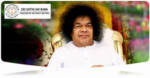 Sri Satya Sai Baba - Houston Web Design, Social Media ...