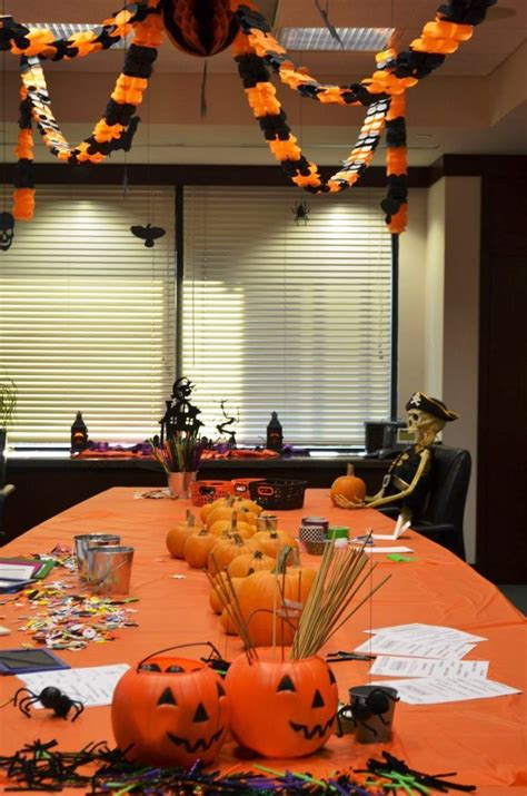 top  office halloween themes  decorating ideas work