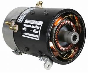 36  48 Volt Series Motor For Club Car Ds High Speed
