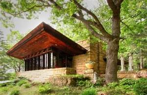 Frank Lloyd Wright: Real Estate Timeline, The Usonian ...