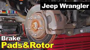 2007 Jeep Wrangler Jk Brake Pads  Rotors  Calipers  Abs