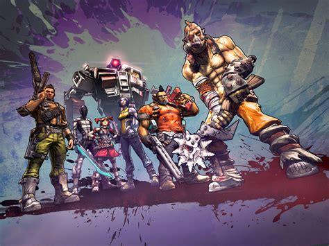 Borderlands 2 Game Concept Art Wallpaper Cosplay