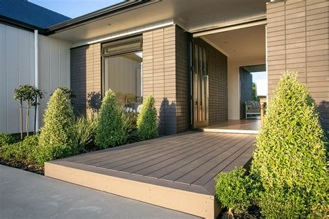 Our product offerings include bamboo flooring, fencing, plywood, poles, and recycled composite decking. Composite product 'Ultim8' decking solution - NZ Wood Products