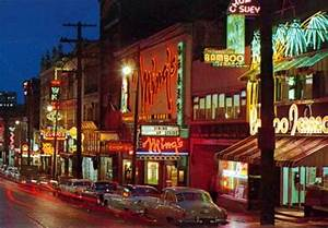 Bright lights old city Remembering Vancouver s neon glory