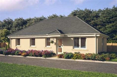 New Build Bungalows, Caerphilly Road, Llanbradach 3 Bed
