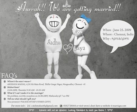 top  crazy wedding invitations indian bridal diaries