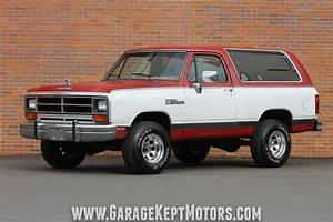 1990 Dodge Ramcharger Aw