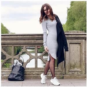 Sonja Shoppisticated - Hu0026M Dress Nike Shoes Miu Bag Hu0026M Coat - Nike Huarache | LOOKBOOK