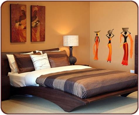 chambre style africain decoration de chambre style africain visuel 5
