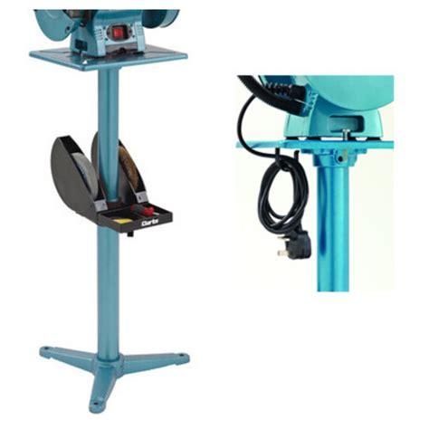 bench grinder stand clarke bench grinder stand 6501142 cbgs2 ebay