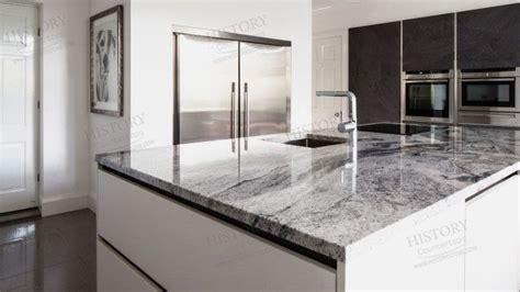 Non Granite Countertops - viscont white granite countertops color model no hgj153