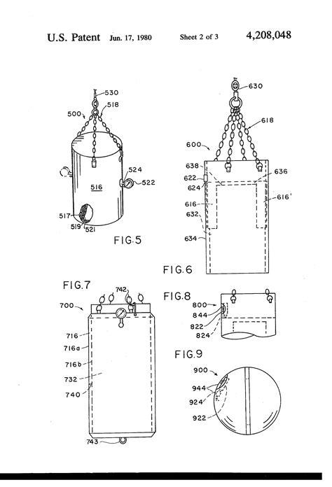 Patent US4208048 - Punching bag including power gauge