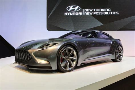 Thailand Motor Expo 2014 Hyundai Hnd9 Concept Is The