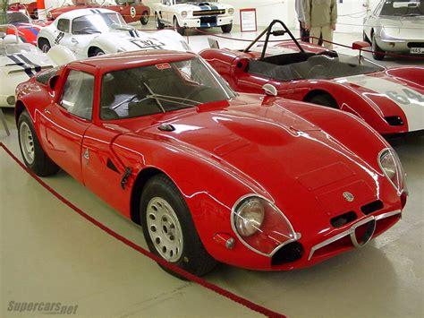 1965 Alfa Romeo by 1965 Alfa Romeo Giulia Tz2 Alfa Romeo Supercars Net