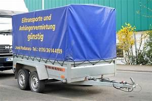 Transporter Mieten Wiesbaden : anh ngervermietung wiesbaden und frankfurt anh nger mit plane ~ Watch28wear.com Haus und Dekorationen