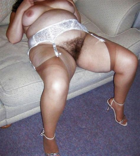 Bbw Mature Granny Wearing Panties