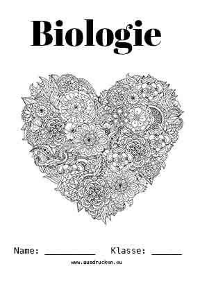 biologie deckblatt herz bio deckblaetter