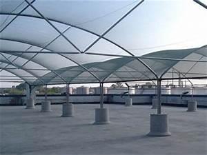 Matériaux Pour Terrasse : materiaux de couverture structure pour terrasse ~ Edinachiropracticcenter.com Idées de Décoration