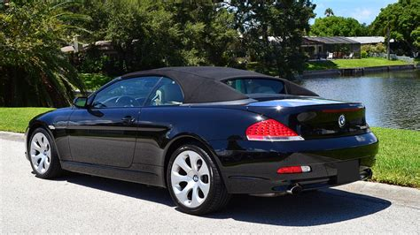 2006 Bmw 650i Convertible
