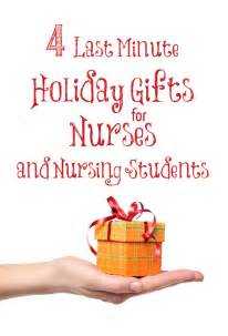 4 last minute holiday gifts for the nurses and nursing students
