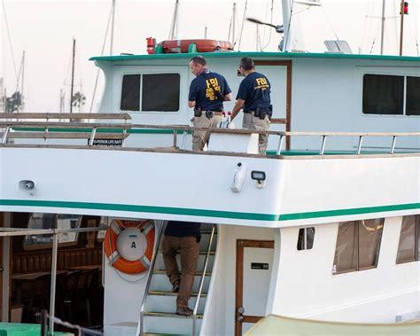 latest ocean loving deckhand  scuba fire victims